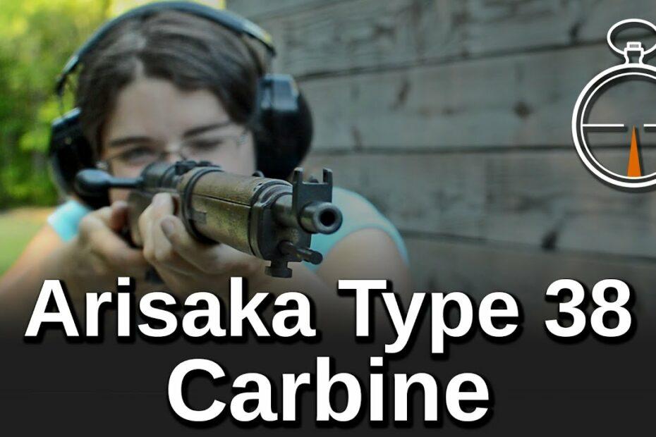 Minute of Mae: Arisaka Type 38 Carbine