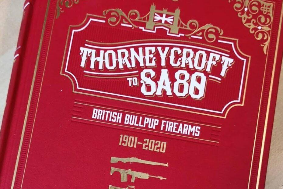 NEW British Bullpups Book #Shorts