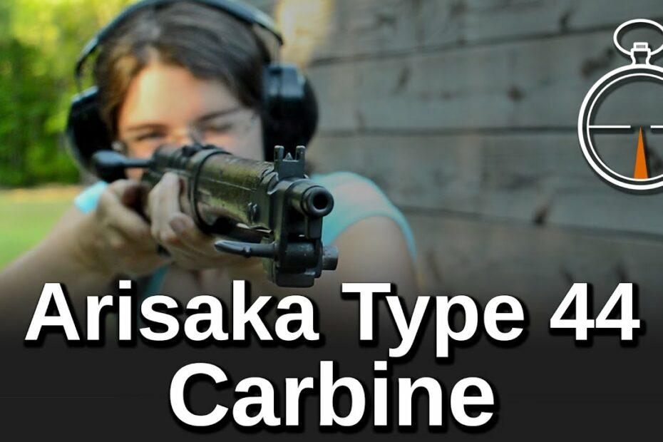 Minute of Mae: Arisaka Type 44 Carbine