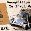 GULF WAR: Original British Army Recognition Guide for Iraqi Weapons