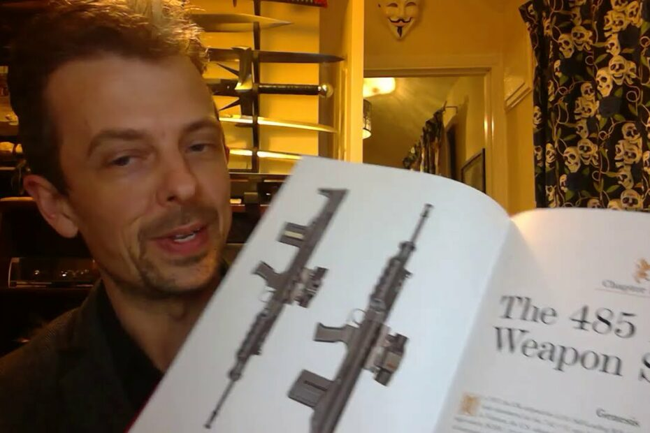 Sneak Peek at Thorneycroft to SA80 with the Author, Jonathan Ferguson