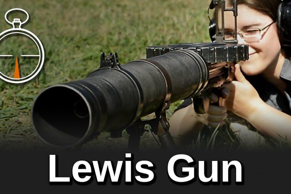 Minute of Mae: Lewis Gun