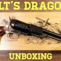 Unboxing Colt's 3rd Model Dragoon