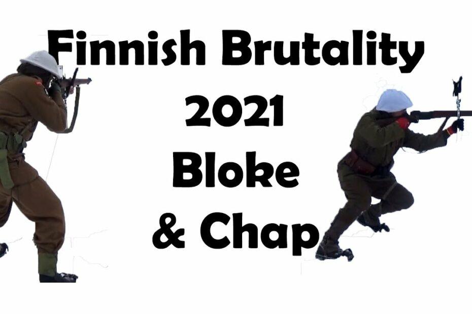 Finnish Brutality 2021: The Winter War, Bloke & Chap's Stages #finnishbrutality #varusteleka #sako
