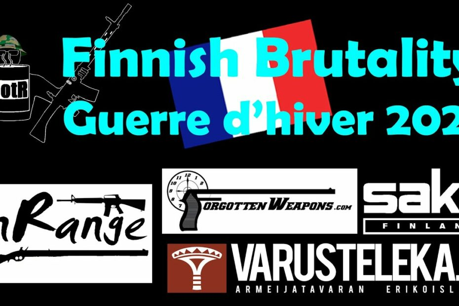 Finnish Brutality – Guerre d'hiver 2021