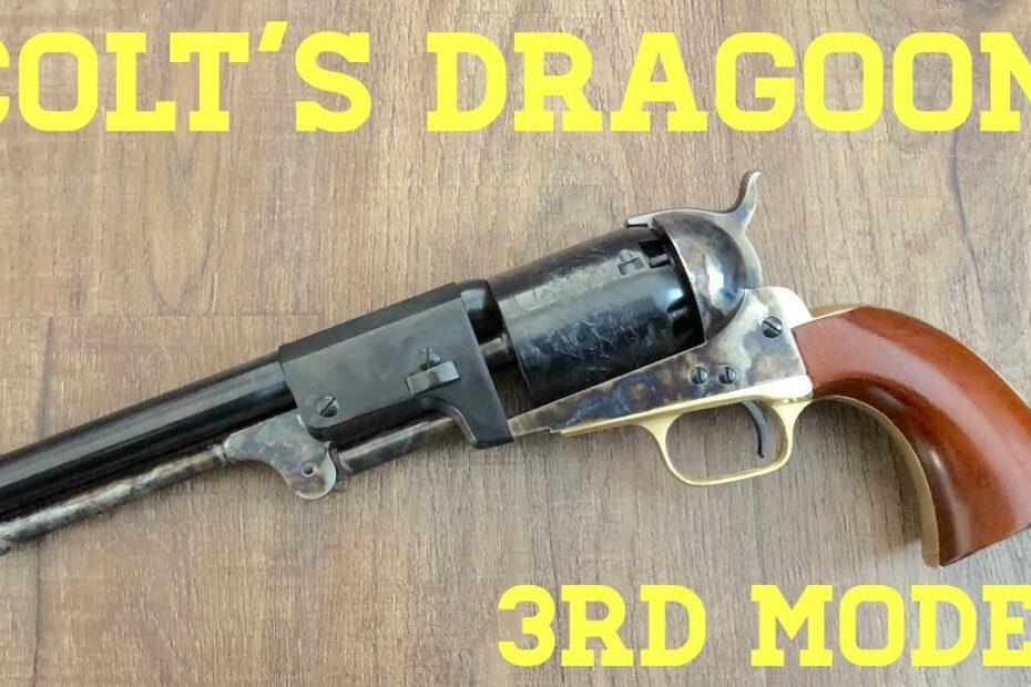 Colt's 3rd Model Dragoon