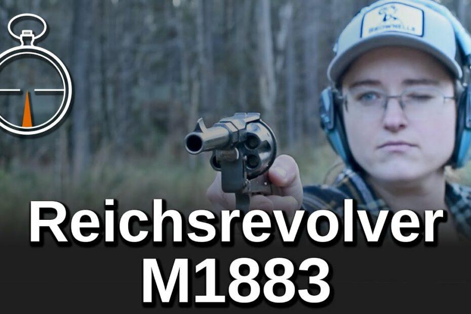 Minute of Mae: Reichsrevolver M1883