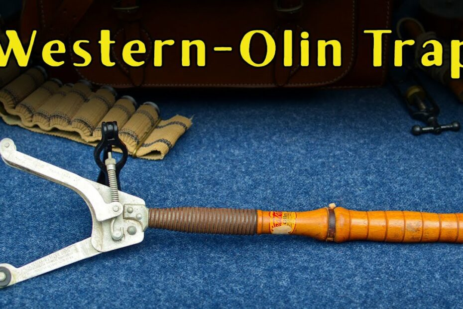 It's a Trap! 009: Western-Olin Hand Trap