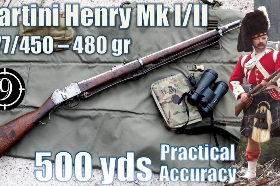 Martini Henry Mk I/II to 500yds: Practical Accuracy (feat. British Muzzleloaders – Rob)