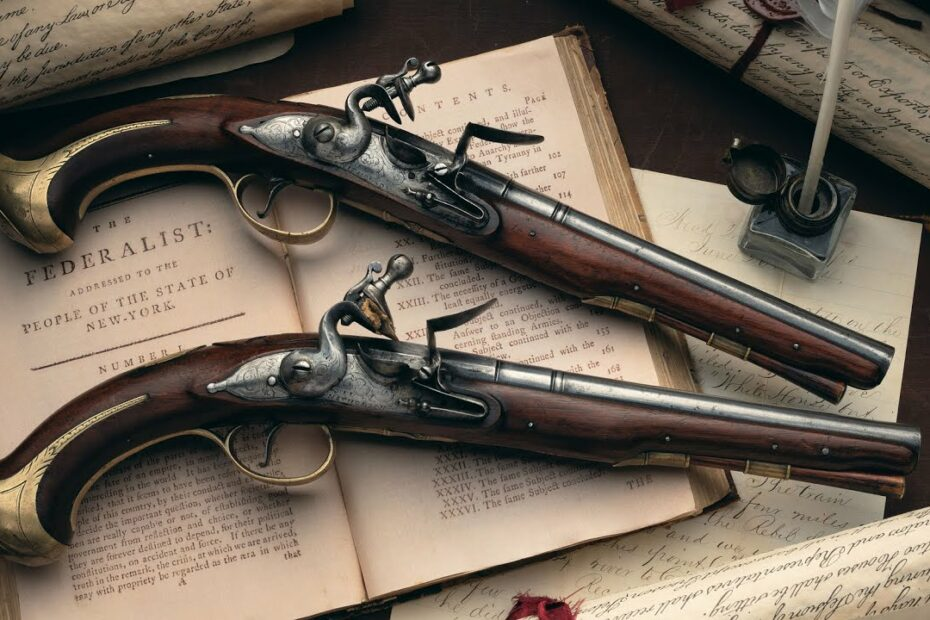 The War Pistols of Alexander Hamilton
