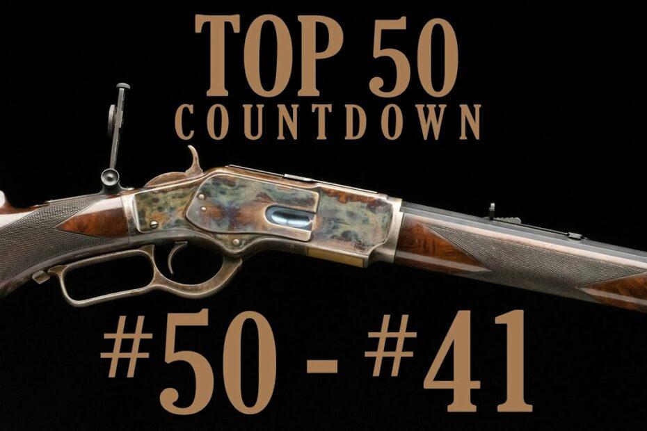 Top 50 Guns: 50 – 41 (May 2021)