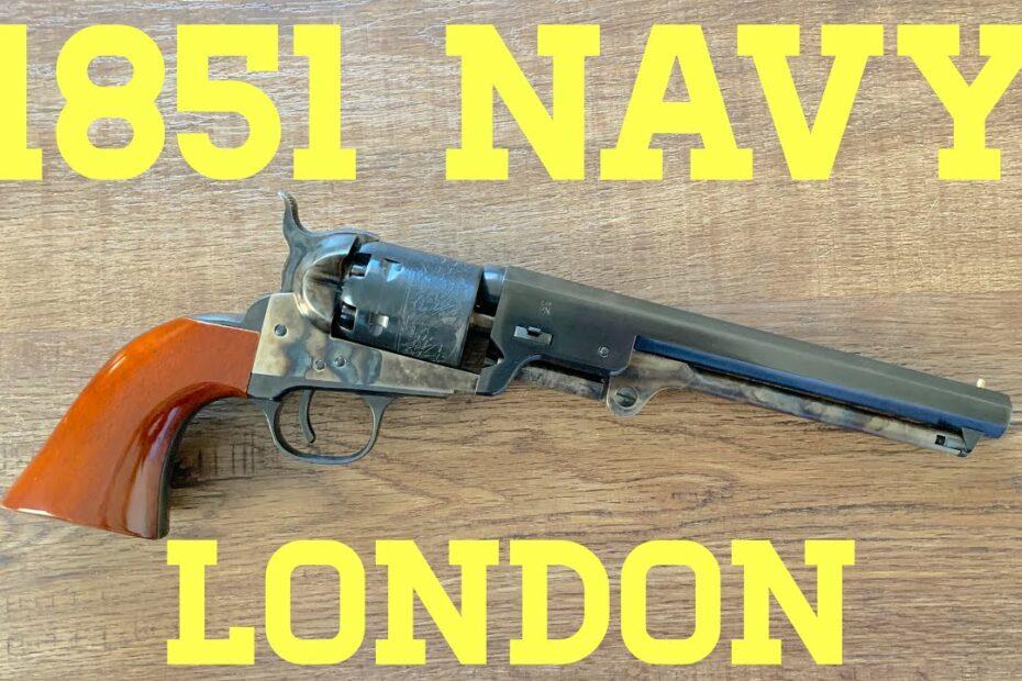 1851 Navy: London Model