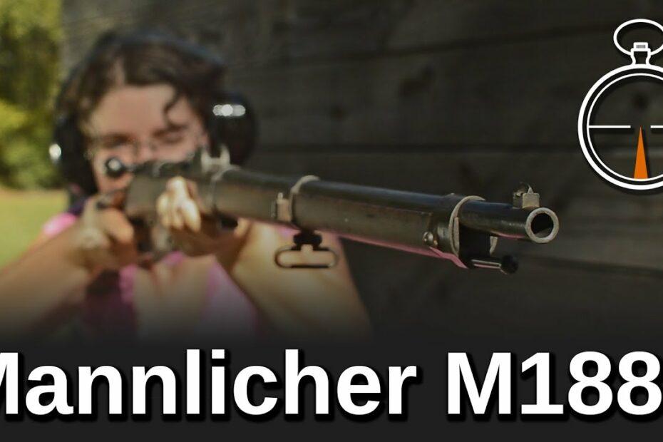Minute of Mae: Mannlicher M1886