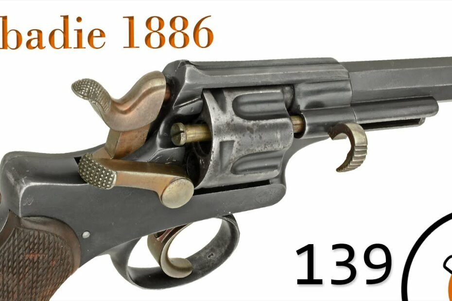 Small Arms of WWI Primer 139: Portuguese Abadie 1886