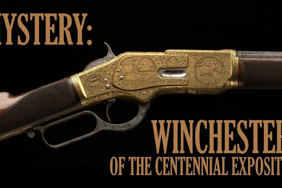 MYSTERY: Winchesters of the Centennial Exposition