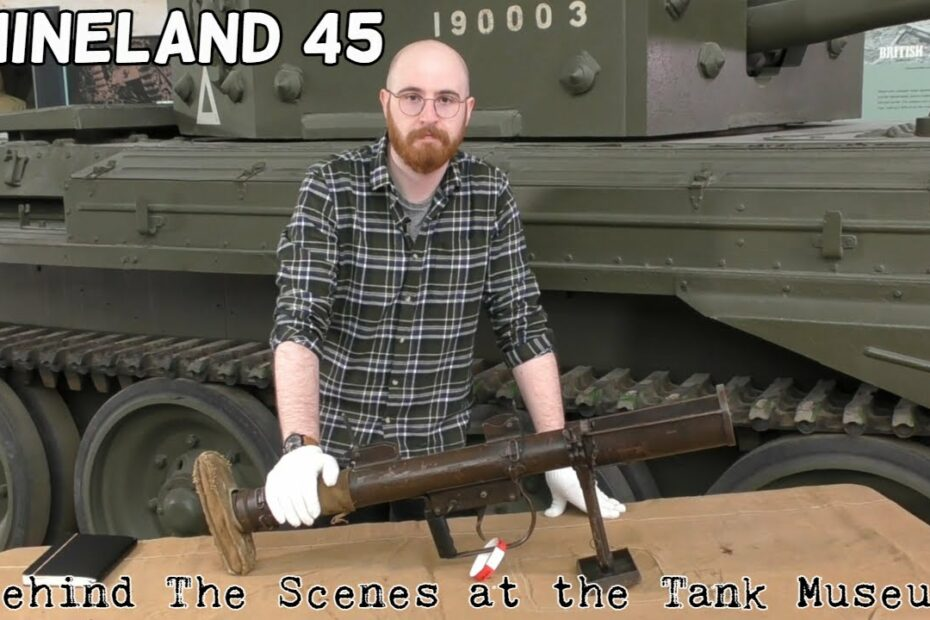 Rhineland 45: Behind the Scenes at the Tank Museum