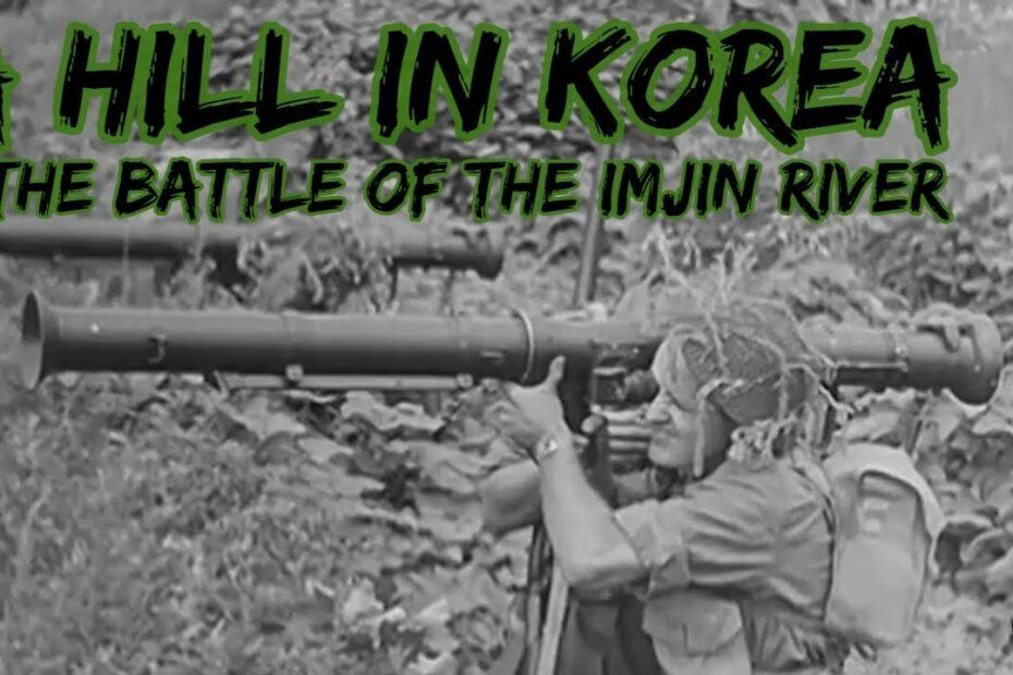 A Hill In Korea & the 70th Anniversary of the Battle of The Imjin River