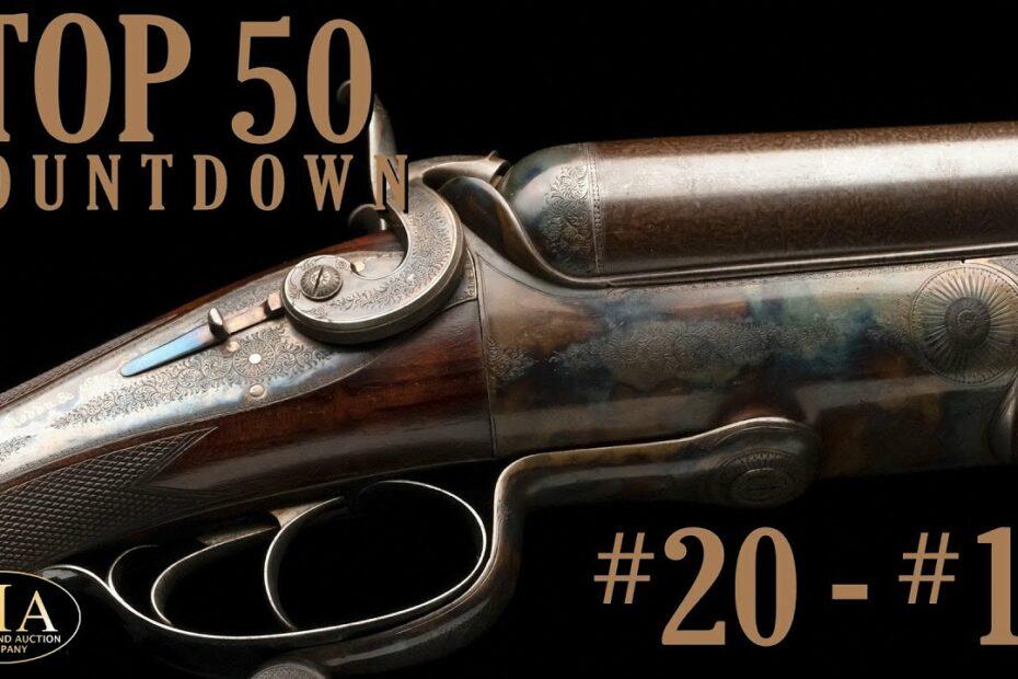 Top 50 Guns: 20-11 (May 2021)