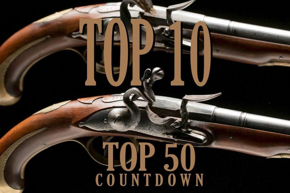 Top 10 Guns of the May 2021 Premier