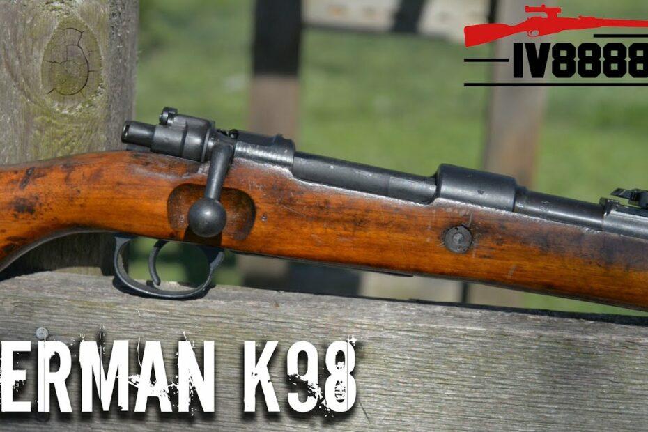 German K98 Mauser