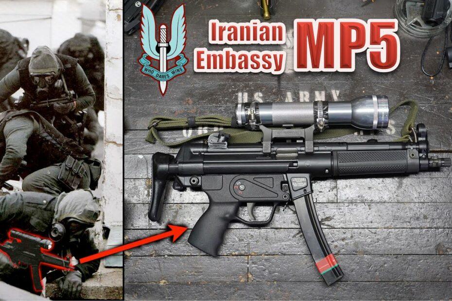 The Classic SAS MP5 + Maglite