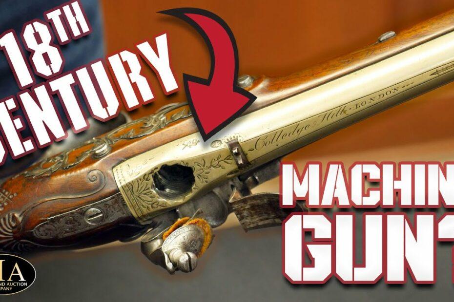 Guncovered: The Ferguson & Collumbell Rifles