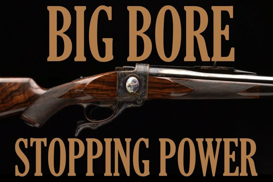 Big Bore Stopping Power