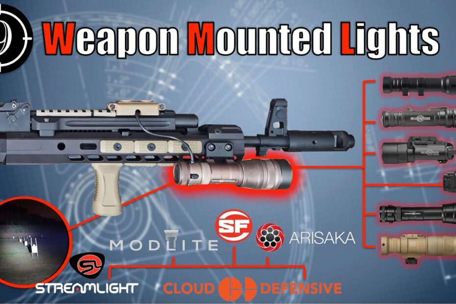 The Best Weapon Light? A Comparison.