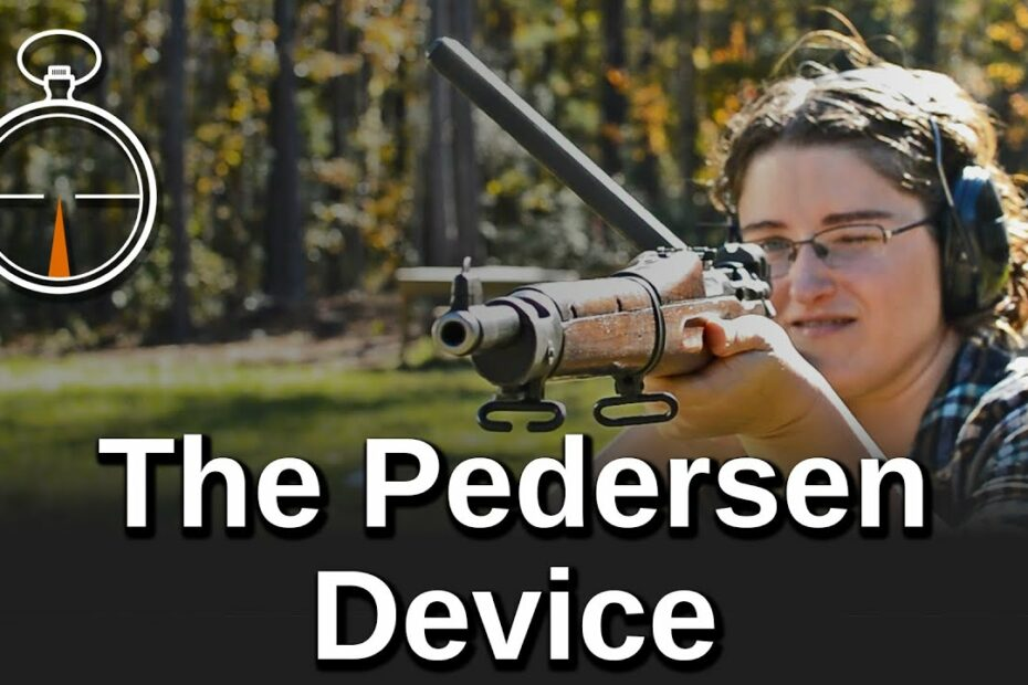 Minute of Mae: The Pedersen Device