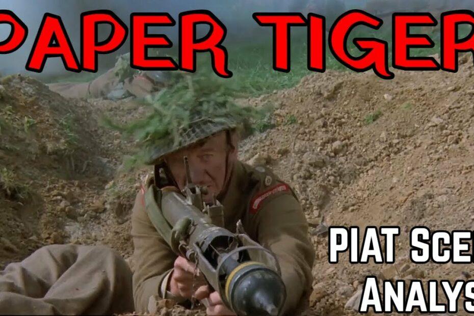 'Paper Tiger' – PIAT Scene Analysis
