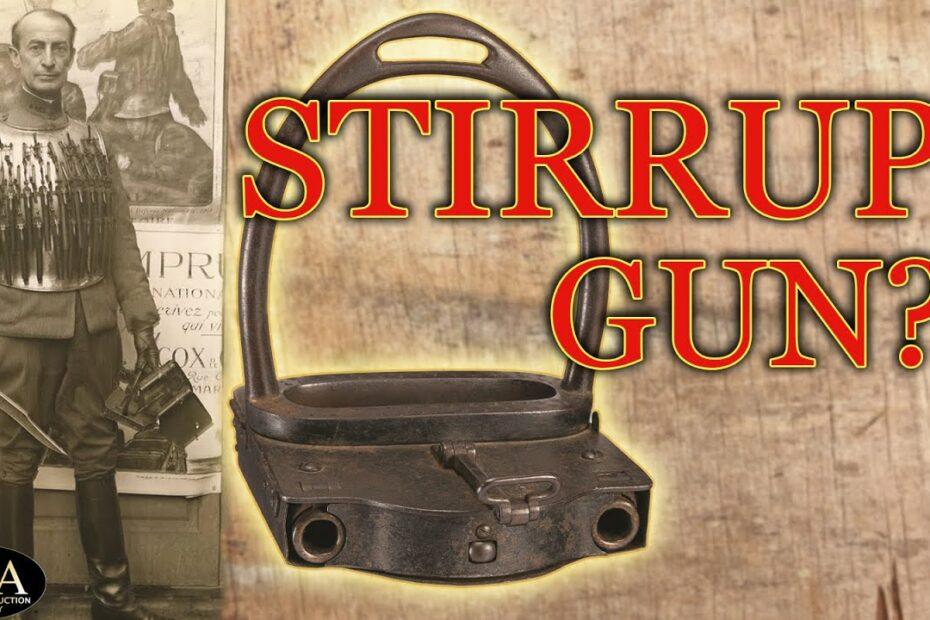 Stirrup Guns & A Pistol Vest