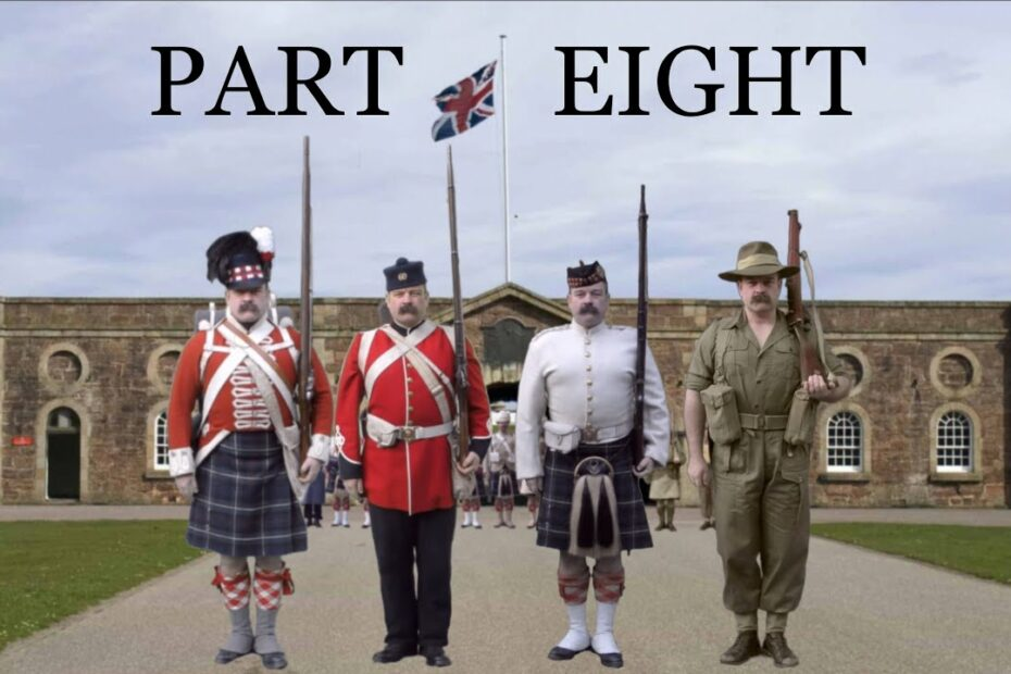 The Enfield, the Martini and the Wardrobe: The Kit of BML – Part 8