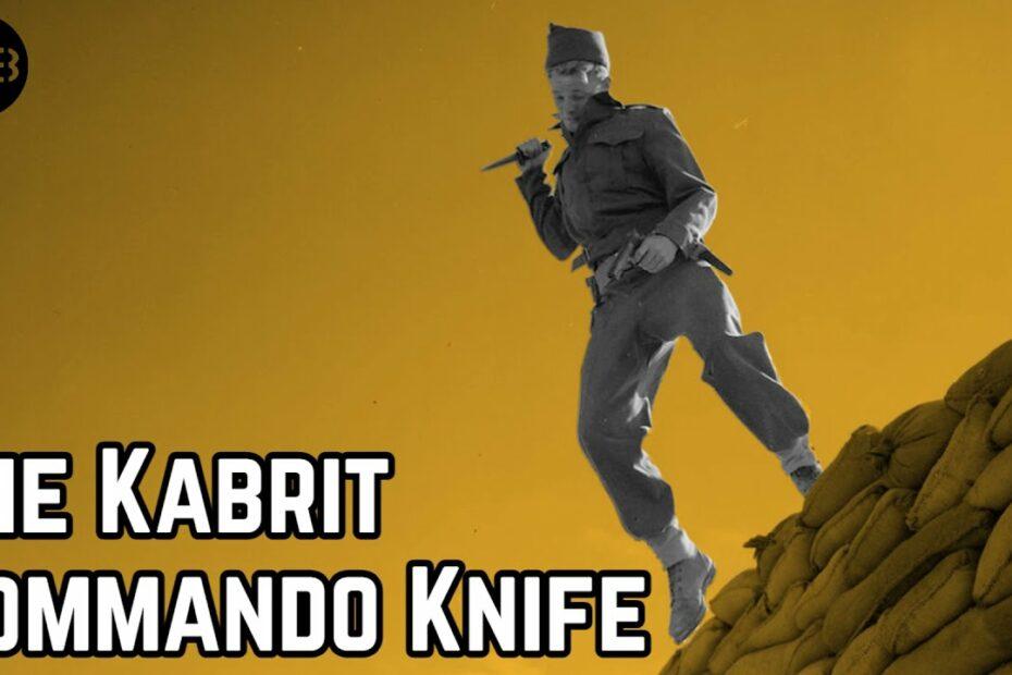 Kabrit Commando Knife