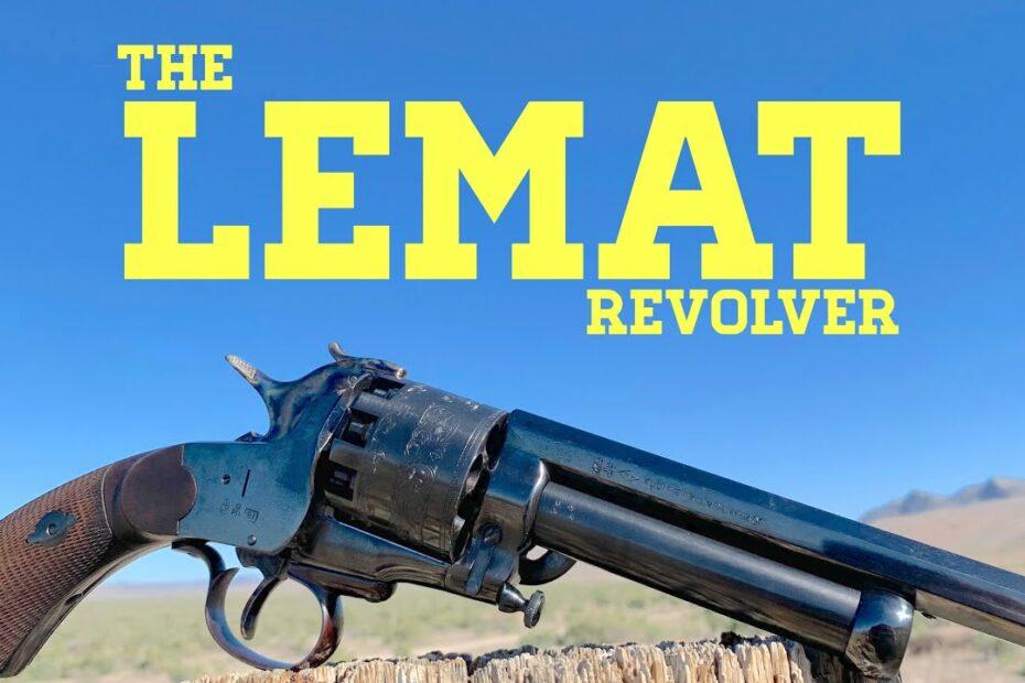 The LeMat Revolver