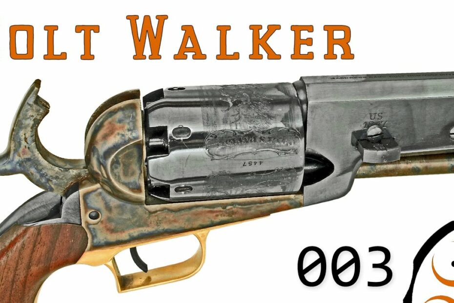 Reprocussion 003: Colt Walker