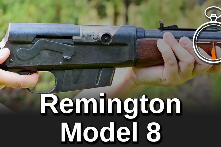 Minute of Mae: Remington Model 8