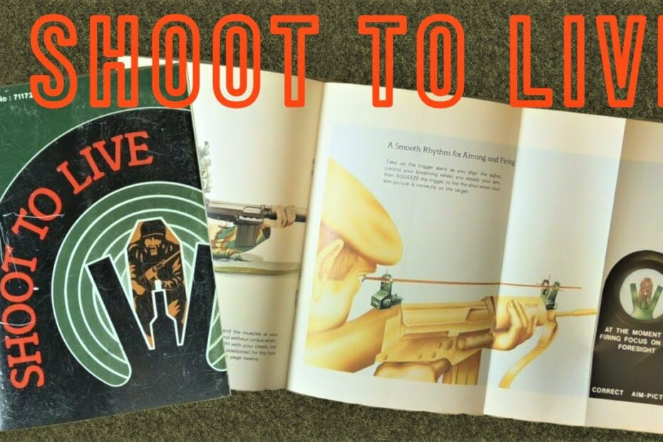 Shoot To Live – British Army Cold War Marksmanship