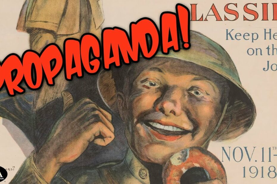 Propaganda Posters!