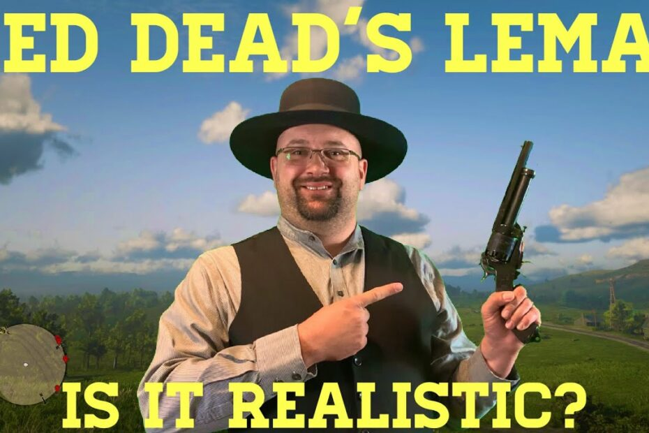 Red Dead's LeMat Revolver: Is It Realistic?
