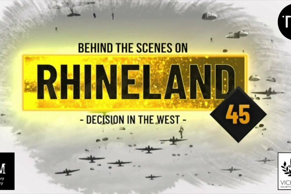 Behind the Scenes | Rhineland45 | Vickers Gun Shoot