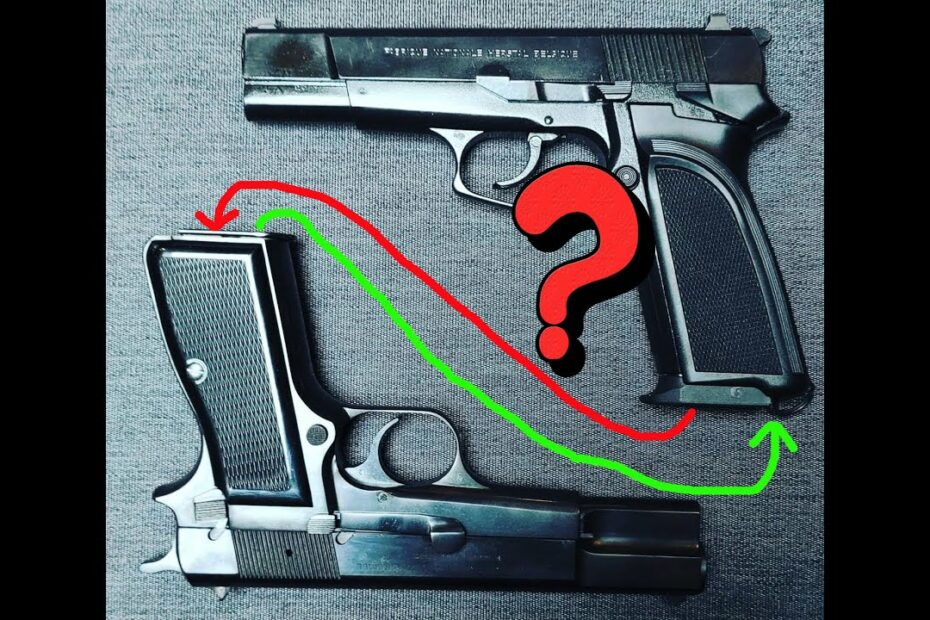 FN Browning Hi-Power / FN BDA-9 magazine compatibility?