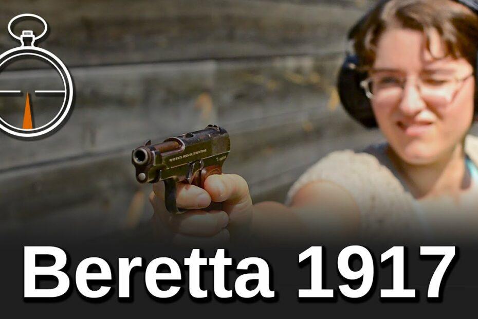 Minute of Mae: Beretta 1917