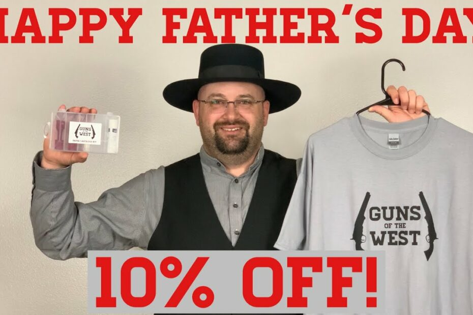 Happy Father's Day… And a Discount!!