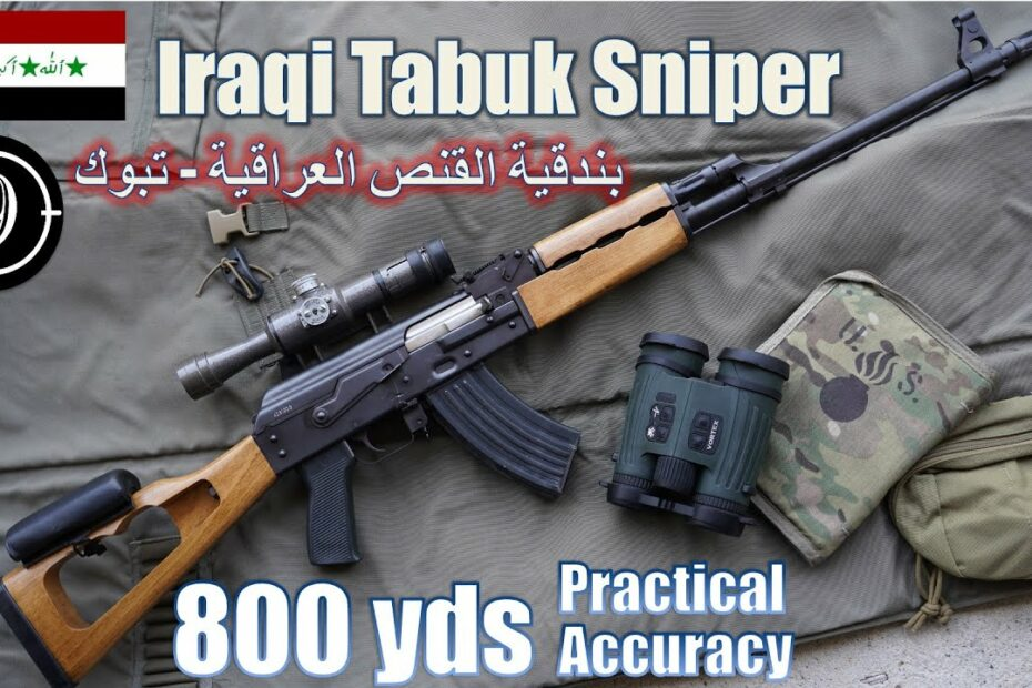 Iraqi Tabuk Sniper to 800yds: Practical Accuracy (Two Rivers Arms repro)