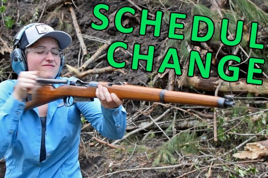 Show Update – Schedule Change