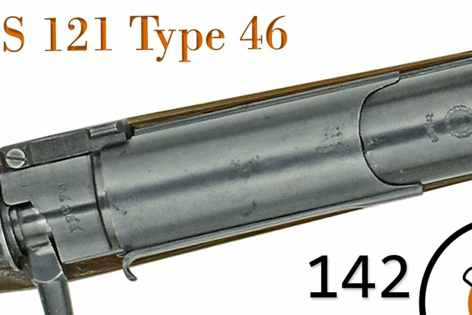 Small Arms of WWI Primer 142: Siamese RS 121 Type 46