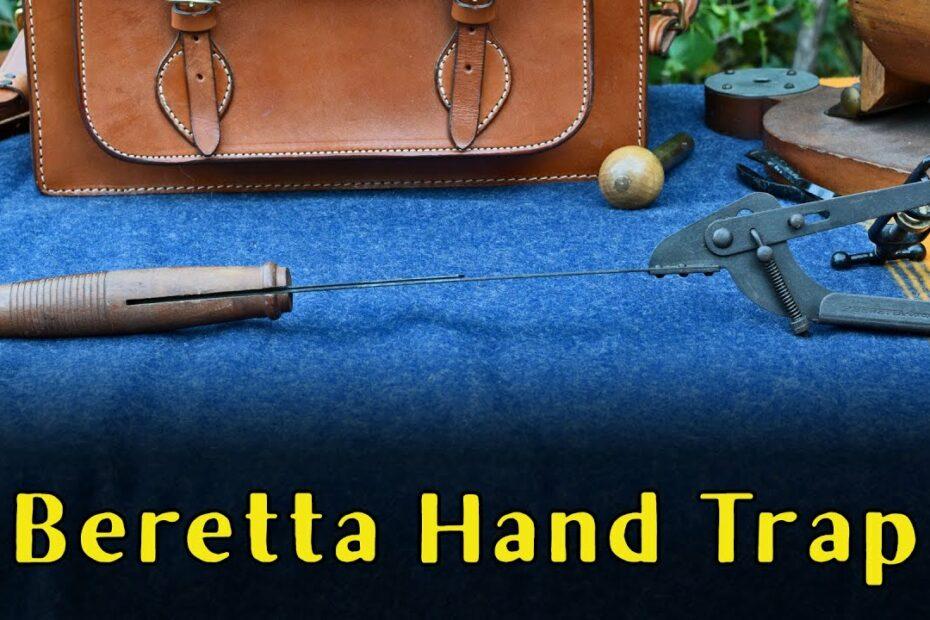 It's a Trap! 017: Beretta Hand Trap