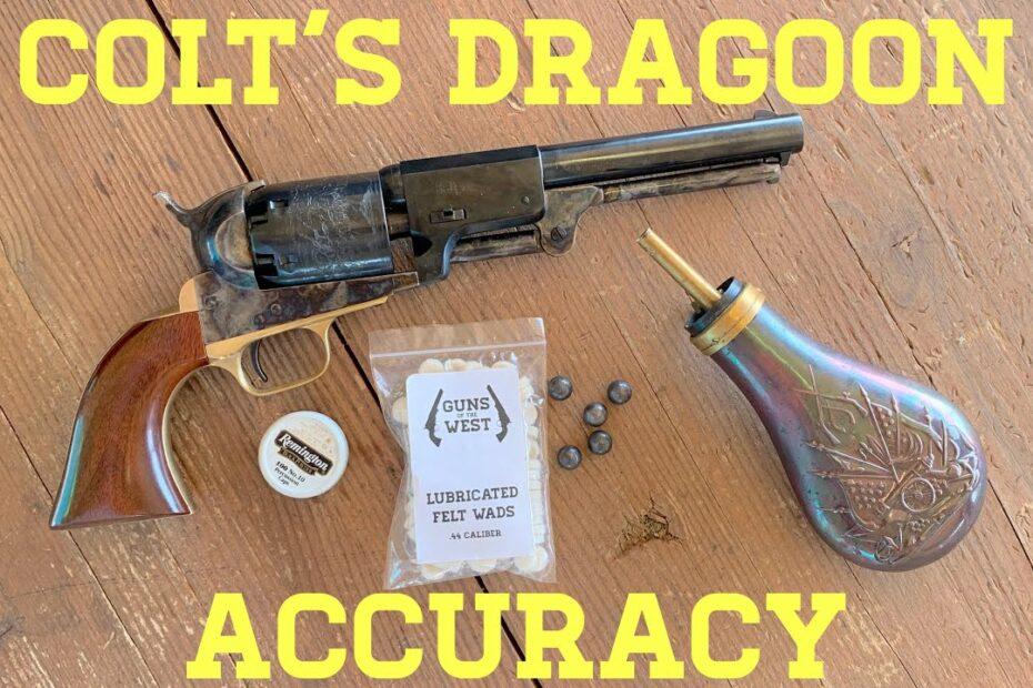 Colt's Dragoon: Accuracy