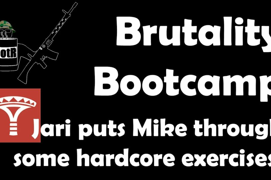 #Brutalitybootcamp Five Core Strength Exercises with Jari of Varusteleka