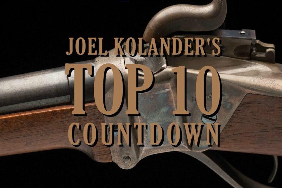 Joel's Top 10 of the September Premier (2021)